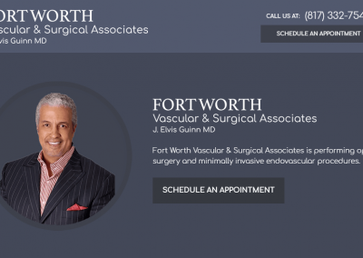 Landing Page – FW Surgical
