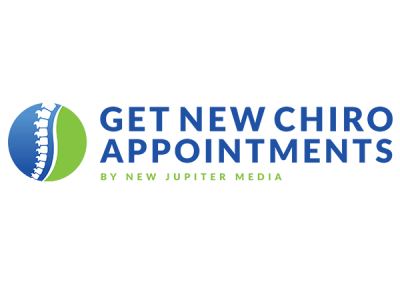 Logo Design – Get New Chiro Appointments by New Jupiter Media